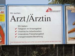 Plakat_AerzteohneGrenzen