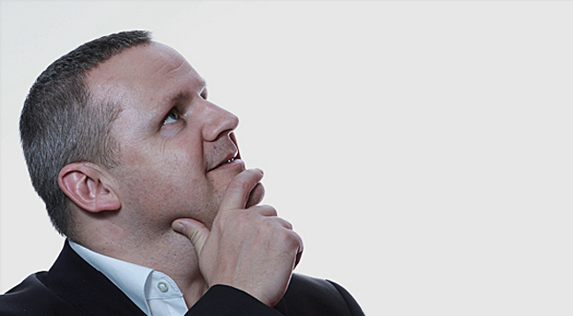 Jörg Buckmann, Portraitfoto