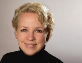 Caterin Mende, Personalleiterin der Stuttgarter Jugendhaus Gesellschaft