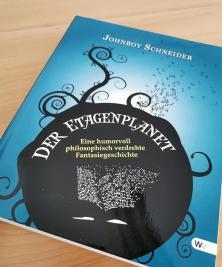 Foto von Jans Fantasyroman der Etagenplanet