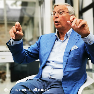 Wolfgang Bosbach im Gespräch zu Employer Standing mit Jan Willand von menschmark